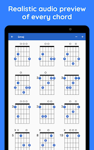 GtrLib Chords - Guitar Chord Library