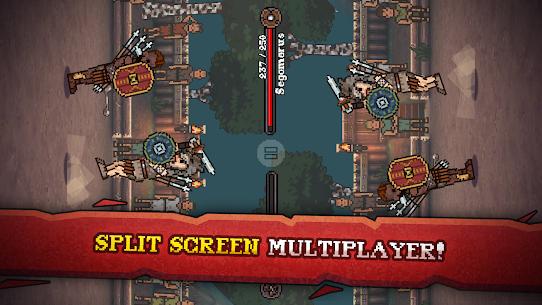 Gladihoppers – Gladiator Battle Simulator! MOD APK 3.0.0 (Unlimited Money) 6