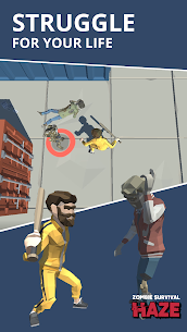 Zombie Survival: HAZE (alpha) MOD APK 0.13.124 (Paid Unlocked, No Ads) 2