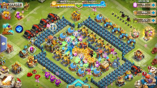 Castle Clash: Gilda Reale 1.7.2 screenshots 6