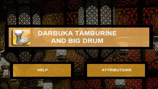 Darbuka  tambourine and big drum  Screenshots 2