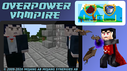 Overpower vampires mod screenshots 1