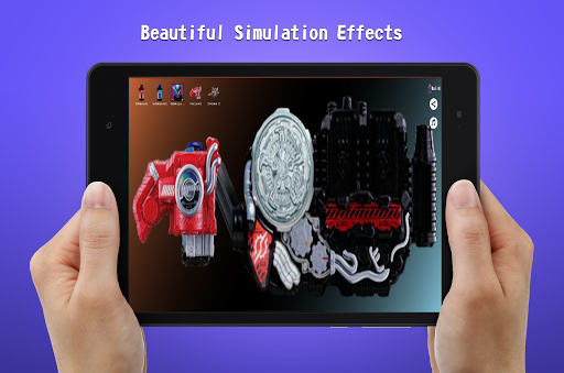 DX Henshin Belt for Build Henshin  screenshots 20