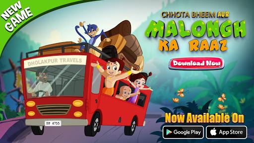 Chhota Bheem aur Malongh Ka Raaz Official Game apkdebit screenshots 8