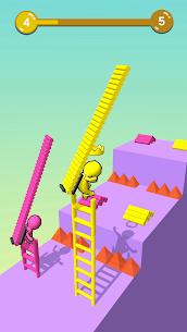 Ladder Race MOD (Unlimited Money) 5