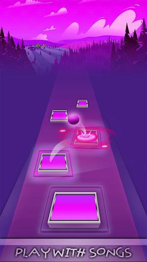 Tiles Hop Forever: Dancing Ball EDM Rush!  screenshots 4