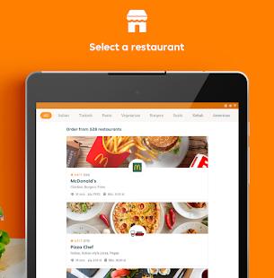Pyszne.pl u2013 order food online 7.10.3 Screenshots 14