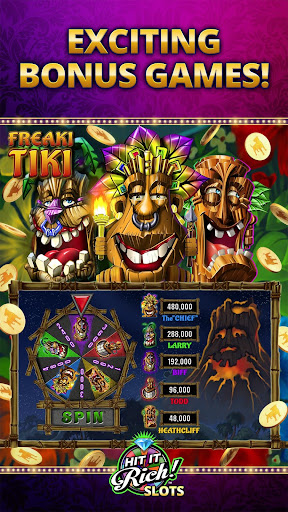 Hit it Rich! Lucky Vegas Casino Slot Machine Game 1.8.9617 screenshots 5