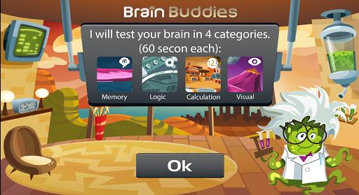 brain buddies pro screenshot 1