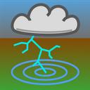 Blitzortung Gewitter-Monitor