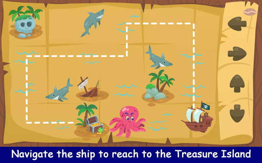 Kiddos under the Sea : Fun Early Learning Games 1.0.3 screenshots 7