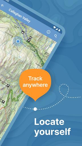 Avenza Maps: Offline Mapping  Screenshots 2