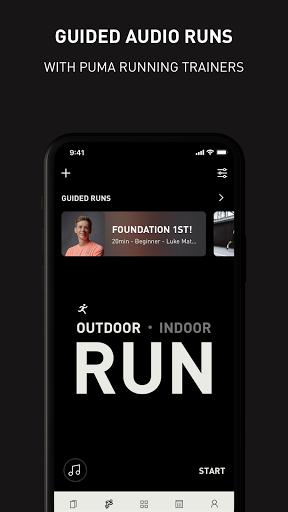 PUMATRAC Home Workouts, Training, Running, Fitness 4.16.1 Screenshots 5