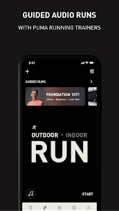 PUMATRAC Home Workouts, Training, Running, Fitness Mod 4.17.0 Apk (Unlocked) 5