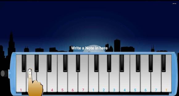 Pianika Pro 1.3 screenshots 1