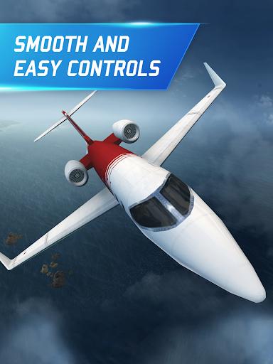 Flight Pilot Simulator 3D Free screen 2