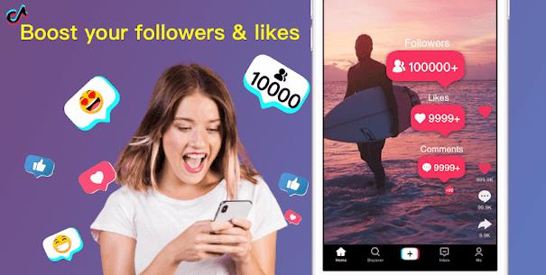 TikTok Free Followers – Get TikTok followers & Tik Likes & Fans 1