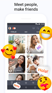 Tango – Live Video Broadcasts and Streaming Chats Mod 6.39.1612903180 Apk [Unlocked] 2