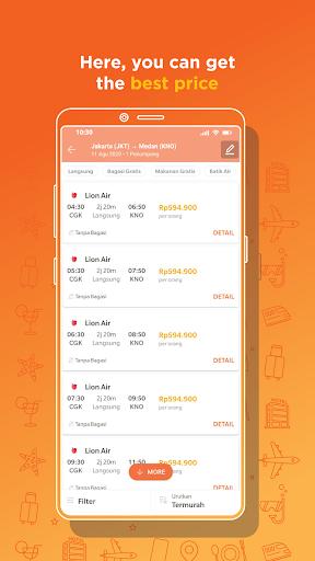 Pegipegi - Buy Hotel, Flight, Train & Bus Ticket android2mod screenshots 3