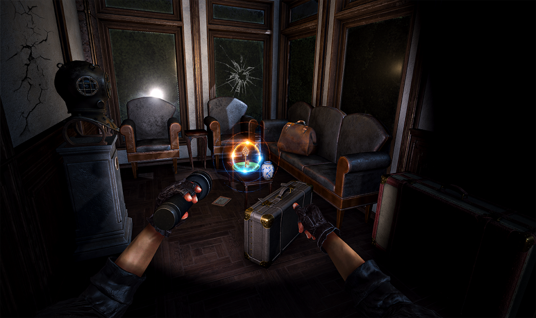 Scary Granny Teacher : Horror Grandma House Escape screenshot 4