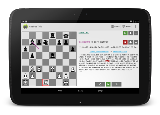 Chess - Analyze This (Pro) screenshots 6