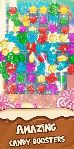 Sweet Candy: blast puzzle game  screenshots 1