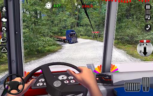 City Cargo Truck Driving 2021: Euro Truck Sim  screenshots 8