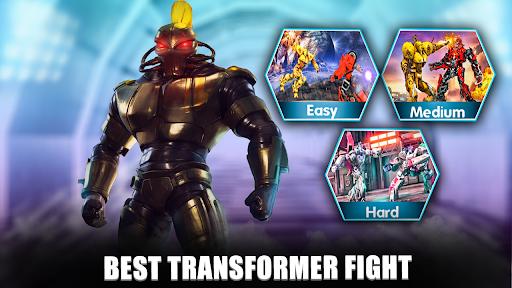 Robot Game 3D Fight: Transformers Games 2021  screenshots 4