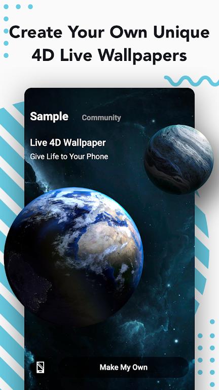 NoxLucky - HD Live Wallpaper, Caller Show, 4D, 4K  poster 3
