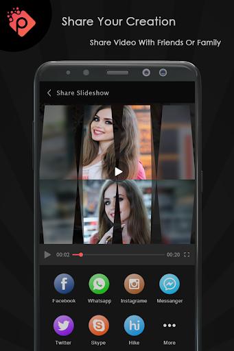 Photo Slideshow With Music modavailable screenshots 7
