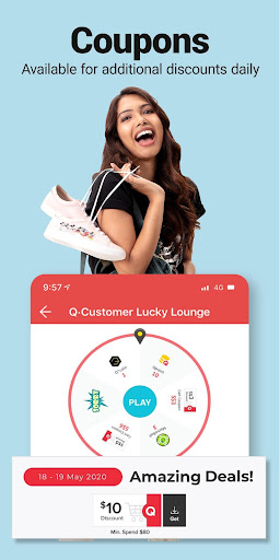 Qoo10 - Best Online Shopping  Screenshots 2