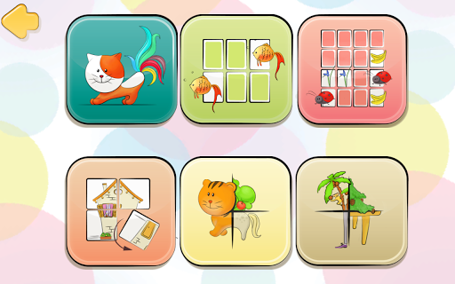 Logic, Memory & Concentration Games Free Learning apktram screenshots 15