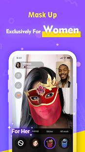 Heyy - Live Video Chat Screenshot