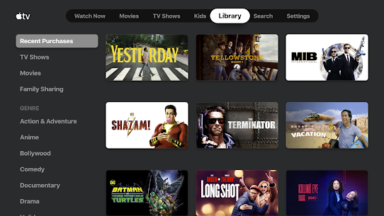 Apple TV v3.0 Mod APK 5