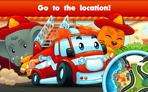 Marbel Firefighters - Kids Heroes Series android2mod screenshots 12
