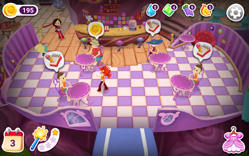 Fantasy Patrol: Cafe screenshots 12