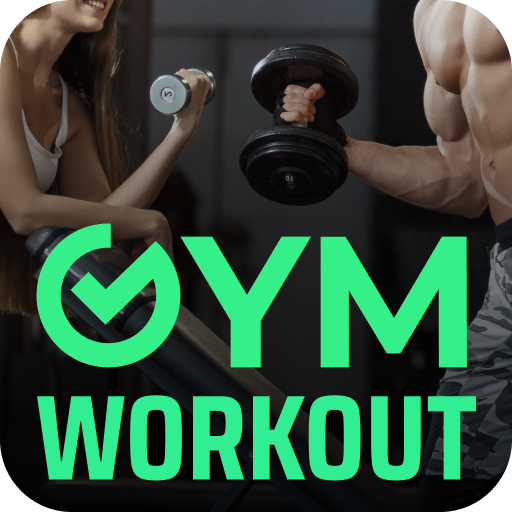 Gym Gym Workout, Personal Trainer Bodybuilding icon
