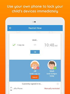 ourValues Smarter Screen Time & Parental Control 1.0.41 Screenshots 10