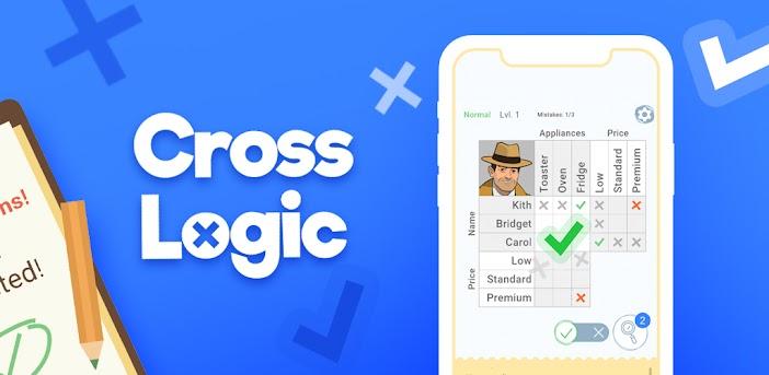 Cross Logic - Rätsel, Logikspiele