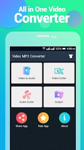 Video to MP3 Converter Pro Patched APK 1