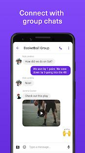 TextNow: Gratis SMS und Anrufe Screenshot