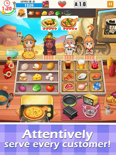 Pizza Master Chef Story screenshots 14