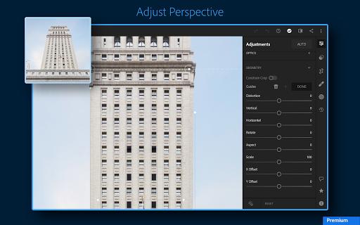 Adobe Lightroom - Photo Editor & Pro Camera 6.1.0 screenshots 16