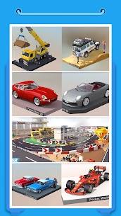 Pocket World 3D – Assemble models unique puzzle Apk Mod + OBB/Data for Android. 5