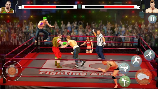 Wrestling Rumble Superstar: Extreme For Pc In 2020 – Windows 7, 8, 10 And Mac 1