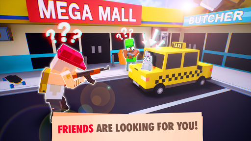 Peekaboo Online - Hide and Seek Multiplayer Game screenshots 10