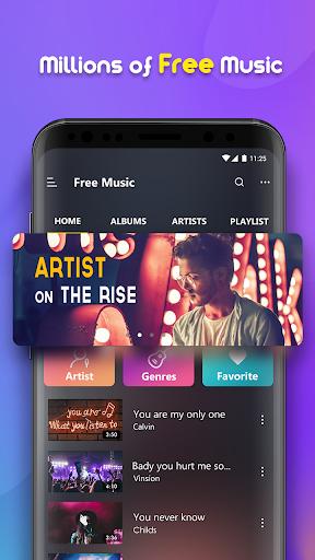Free Music - Music Player, MP3 Player  Paidproapk.com 2