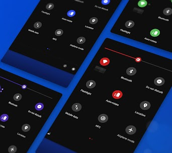 Flux Pro Apk — Substratum Theme (Patcher) 6