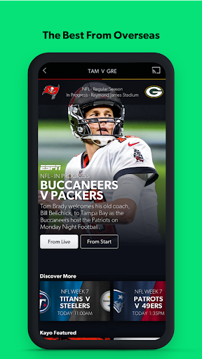 Kayo Sports - for Android TV  Paidproapk.com 4
