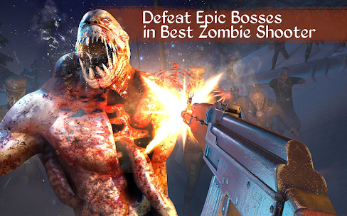Zombie Call: Trigger 3D First Person Shooter Game 3